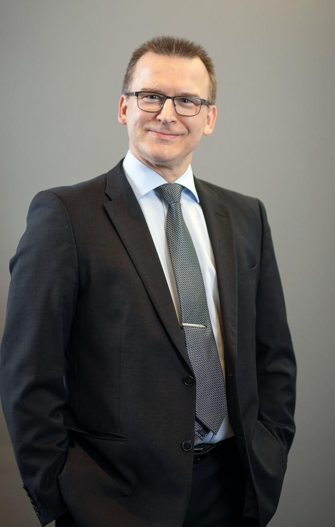 Toimitusjohtaja Jukka Ylitalo